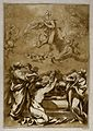 The Assumption of the Virgin. Aquatint with etching by A. Sc Wellcome V0034540.jpg