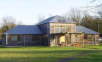 Green Light Trust - The Foundry - The Green Light Trust's headquarters in Lawshall, Suffolk.