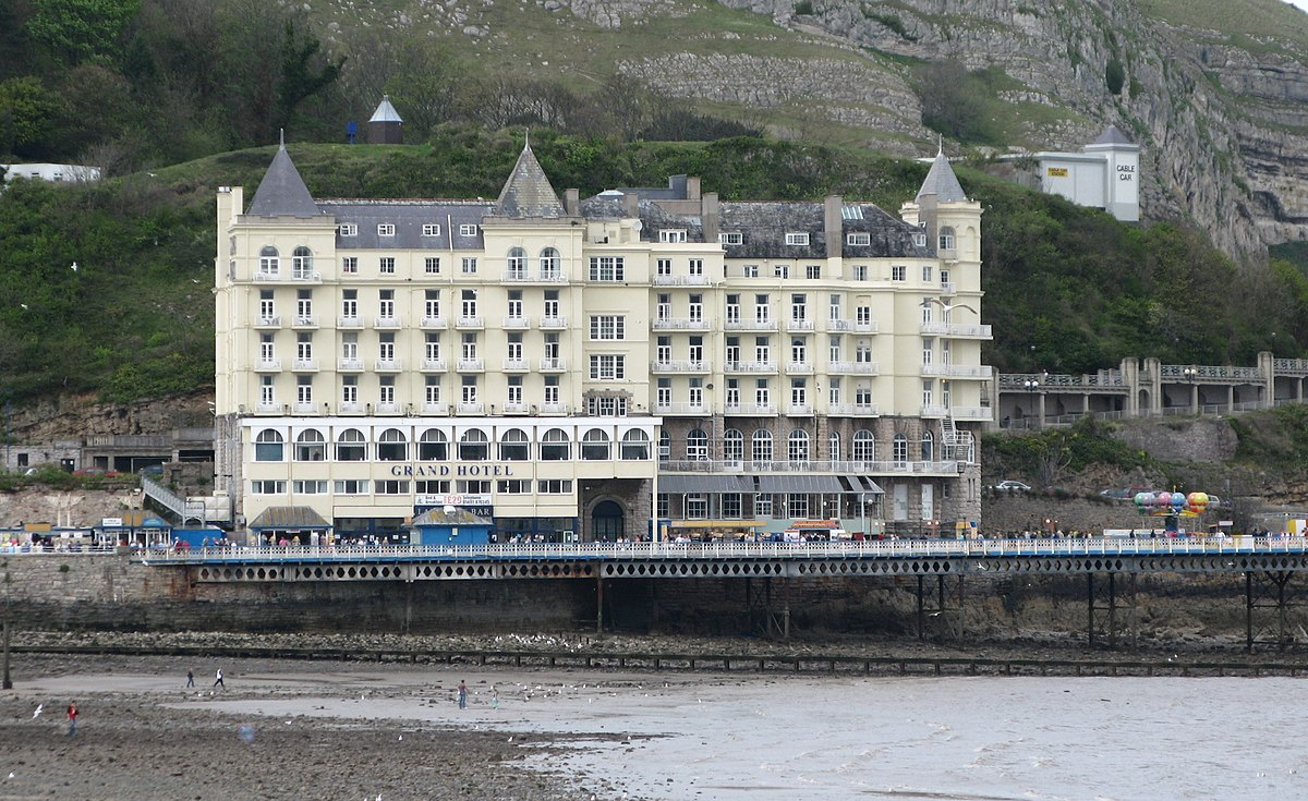 Grand Hotel Llandudno Telephone Number