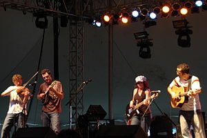 The Greencards - The Greencards in concert in 2007