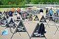The Human Race triathlon - transition - geograph.org.uk - 1309785.jpg