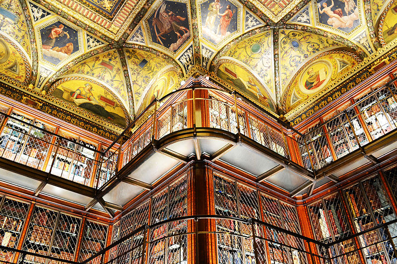 File:The Morgan Library & Museum.jpg