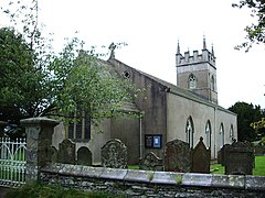 The Parish Church of St Cuthbert, Lorton - geograph.org.uk - 558093.jpg