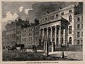 The Royal College of Surgeons, Lincoln's Inn Fields, London. Wellcome V0013491.jpg