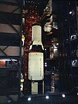 The S-IVB third stage is moved into position for mating.jpg