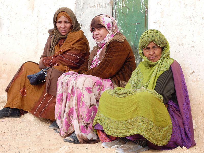 File:The Sahrawi refugees – a forgotten crisis in the Algerian desert.jpg