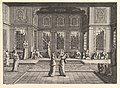 """The Seraglio (Aubry de La Mottraye's """"Travels throughout Europe, Asia and into Part of Africa...,"""" London, 1724, vol. I, pl. 18) MET DP824502.jpg"""