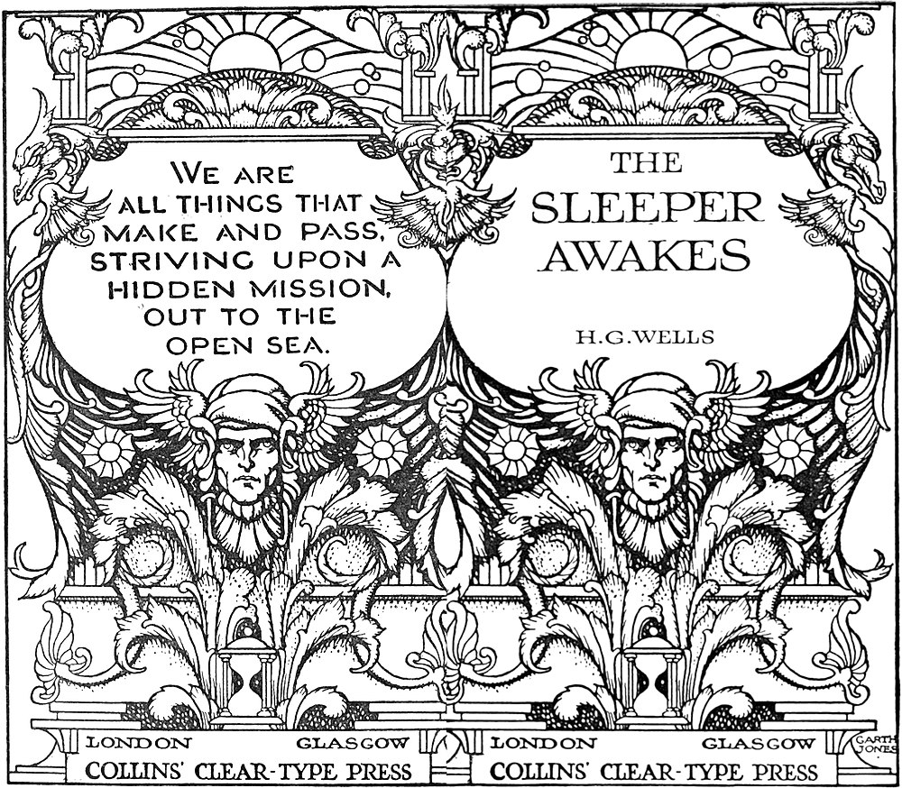 The Sleeper Awakes Title Pages.jpg