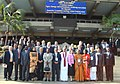 The Speaker, Lok Sabha, Smt. Meira Kumar in a group photograph of the Executive Committee of the 56th Conference of Commonwealth Parliamentary Association, in Nairobi, Kenya on September 11, 2010.jpg