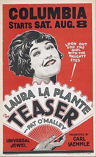 <i>The Teaser</i> 1925 film