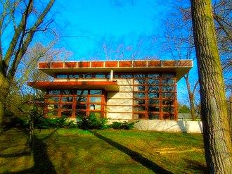 Walter Rudin House - Image: The Walter Rudin House panoramio