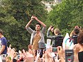 The Wanted on Sainsbury's Super Saturday 02.jpg