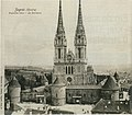 The Zagreb Cathedral renovated according to designs of Hermann Bolle (end of 19 century).jpg