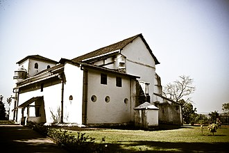 Church of Our Lady of the Rosary (Goa) - The church of lady of Rosary in Old Goa.