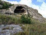 The grotto Çuqurça-2 (Murun Kır mountain).JPG