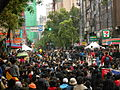 The protesters in Qingdao East Road -Taipei City- Taiwan 20140322.JPG