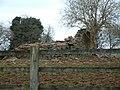 The remains of Llwynau Church - geograph.org.uk - 120771.jpg