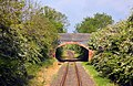The road bridge to Knightcote - geograph.org.uk - 1332695.jpg