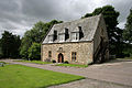 The visitor centre at Ferniehirst Castle - geograph.org.uk - 1990609.jpg