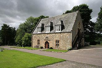 Ferniehirst Castle - Ferniehirst Castle, visitor centre
