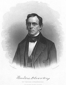 Theodore Dwight Woolsey president of Yale college 1846 to 1871.jpg