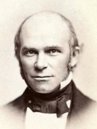 Theodore Parker - Parker circa 1855