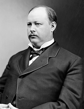 51st United States Congress - Speaker of the House Thomas B. Reed