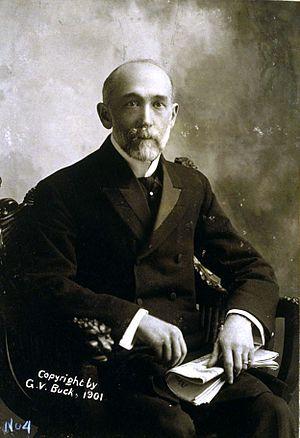 Thomas C. Platt - Image: Thomas C. Platt cph.3f 06256