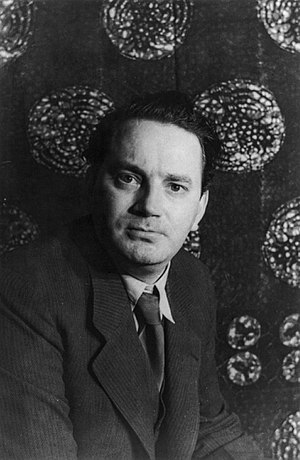 Thomas Wolfe - Wolfe in 1937, photo by Carl Van Vechten