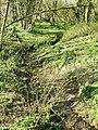 Thunder Brook, downstream, Wootton Bassett - geograph.org.uk - 1221151.jpg