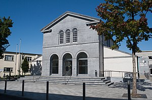 William Vitruvius Morrison - Thurles court house, designed by Morrison in 1826.