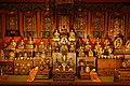 Tibetan Buddhist Shrine Room, Alice S. Kandell Collection, from Tibet, China, and Mongolia, 13th-20th century, mixed media - Arthur M. Sackler Gallery - DSC05135.jpg