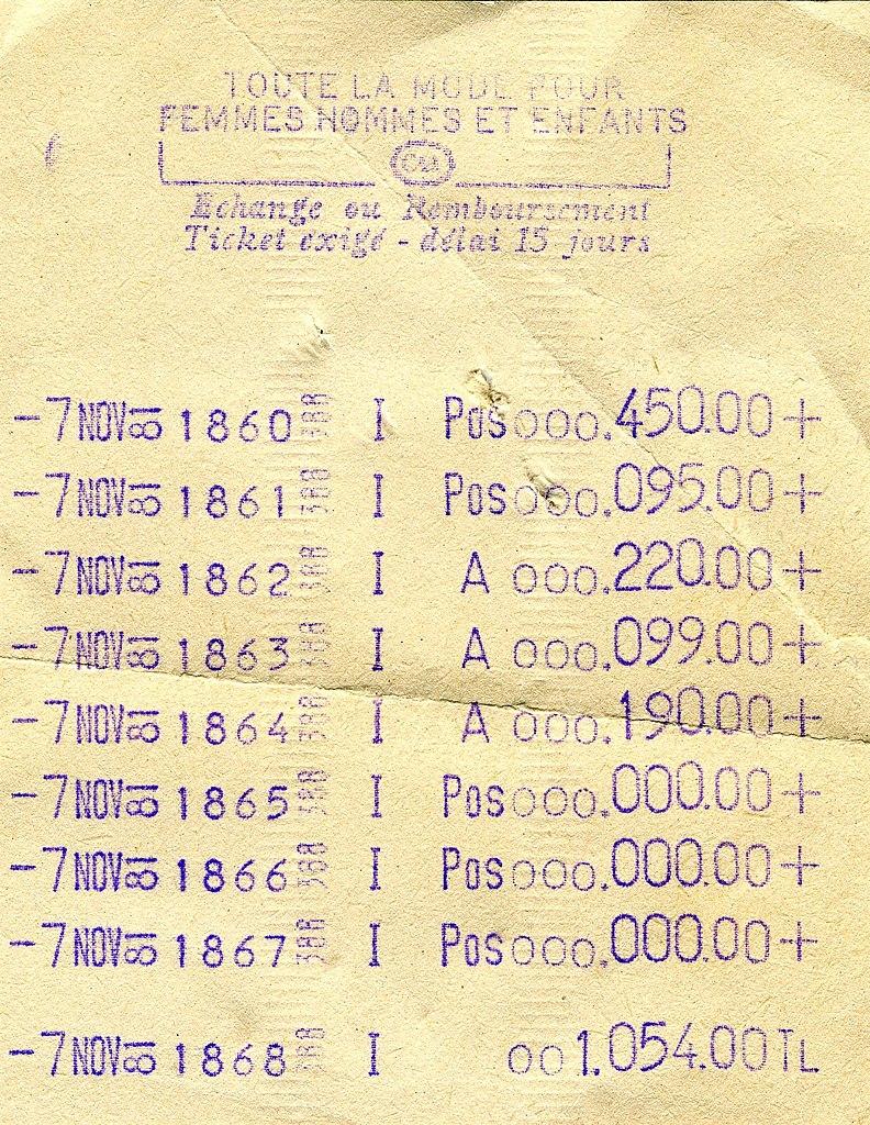 nouveaux styles 0cb89 22ba7 File:Ticket de caisse d'un magasin de vêtements C&A.jpg ...