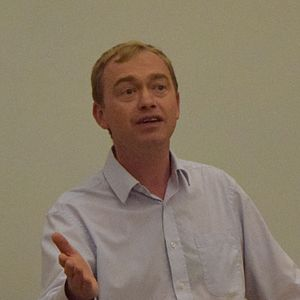 Liberal Democrats leadership election, 2015 - Image: Tim Farron 20150613