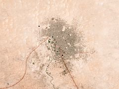 Timbuktu, Mali by Planet Labs.jpg