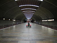 Bucharest Metro - Titan Station