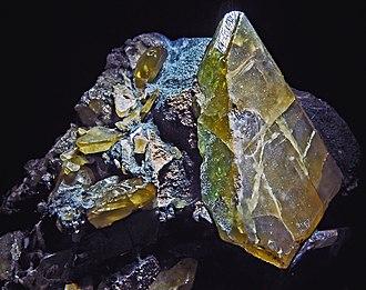Titanite - Image: Titanit