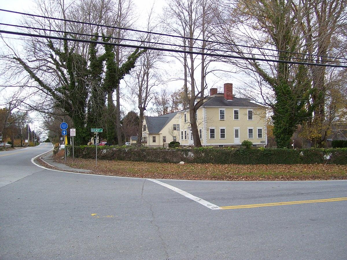 Tiverton Four Corners Rhode Island Events