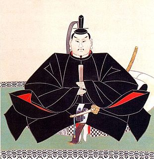 daimyo of the ealy Edo period; 1st lord of Kishu, founder of Kii branch