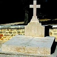 Tombe de Charles de Gaulle à Colombey-les-Deux-Églises