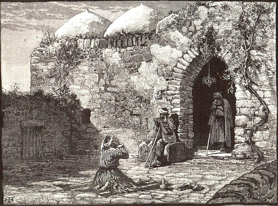 Tombeau du prophète Jonas a El-Mechhed, L'ancienne Gath-ha-Hepher