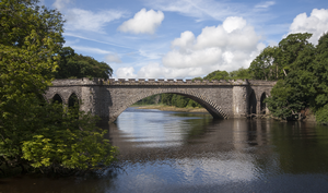 Tongland - Bridge over the River Dee at Tongland