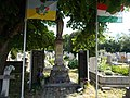Torbágy Cemetery, WWI memorial, local Germans and Hungarians. - Hungary.jpg