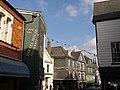 Totnes, junction of High Street and Castle Street - geograph.org.uk - 579296.jpg