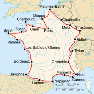 1929 Tour de France bike race in France, 1929 edition