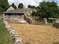 Traditional farm building, Hazleton - geograph.org.uk - 225604.jpg