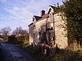 Traditional farmhouse (disused) - geograph.org.uk - 650394.jpg