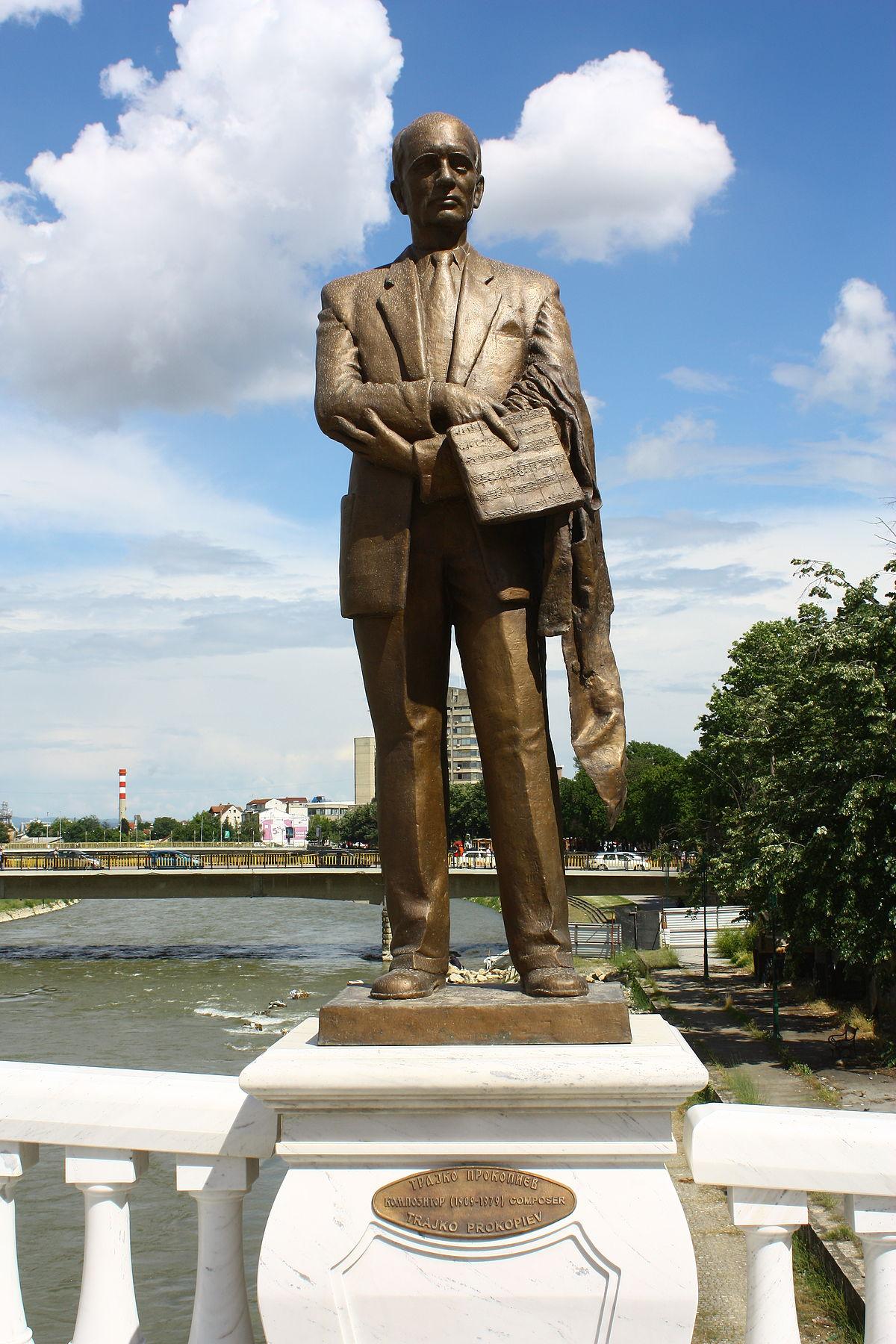 Trajko Prokopiev Wikipedia