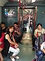Trajno de limo kun ĉeftero ĉe Ŝenĵeno al la Centro (Honkongo) 08.jpg