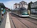 TramStrasbourg lineE EtoilePolygone versBoecklin2.JPG
